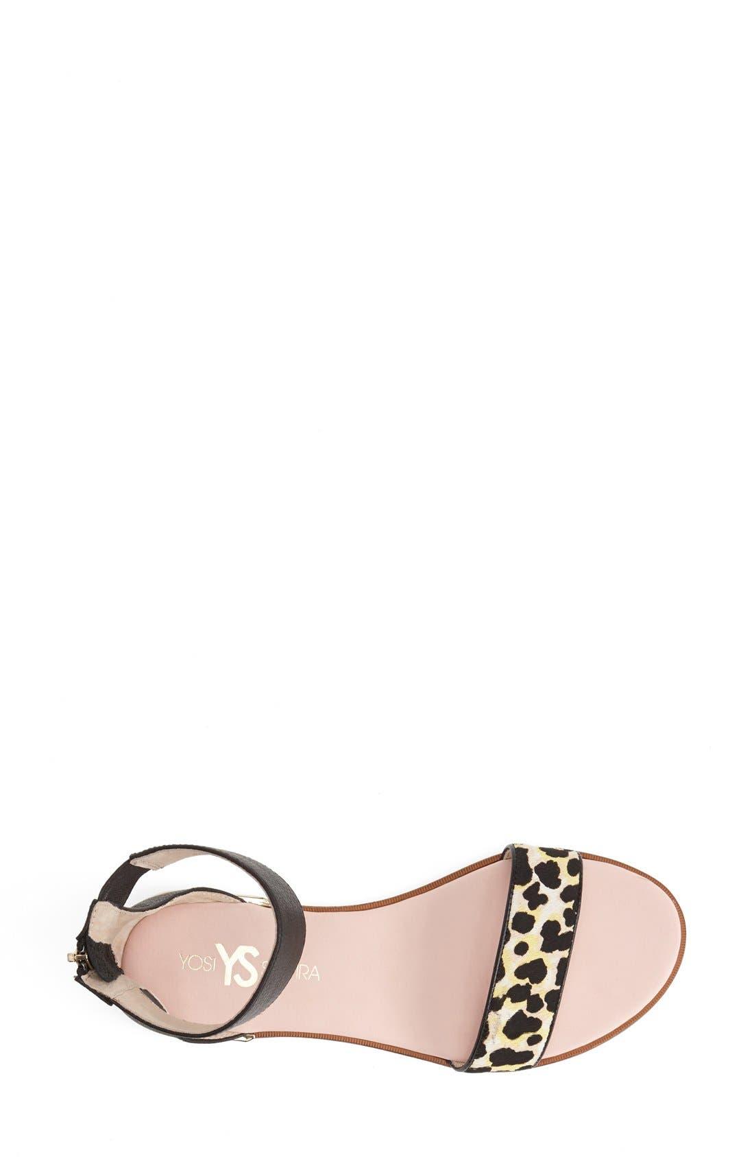 ,                             'Cambelle' Ankle Strap Sandal,                             Alternate thumbnail 42, color,                             275