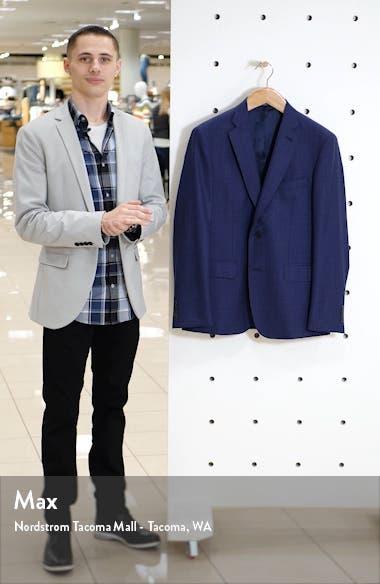 Classic Fit Wool Blazer, sales video thumbnail
