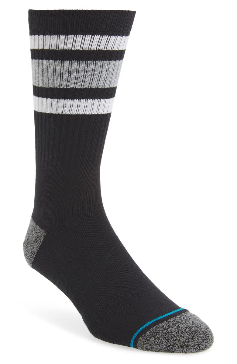STANCE Boyd St. Socks, Main, color, BLACK