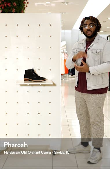 Franklin Grand Waterproof Plain Toe Boot, sales video thumbnail