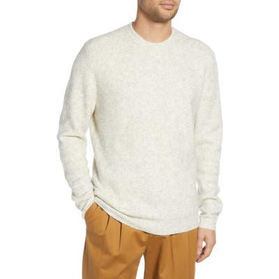 French Connection Aries Fisherman Sweater, Beige