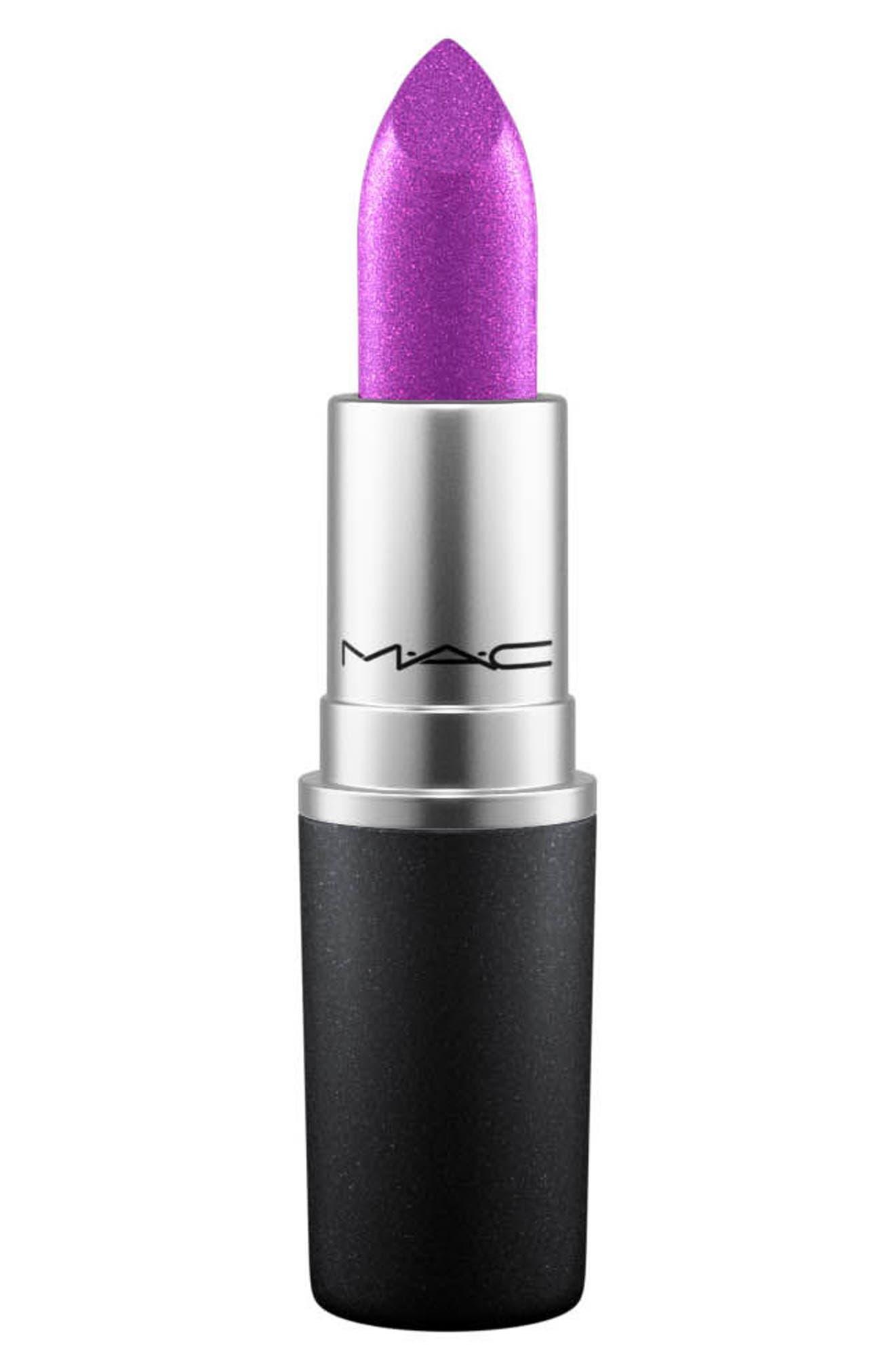 ,                             MAC Strip Down Nude Lipstick,                             Main thumbnail 625, color,                             665