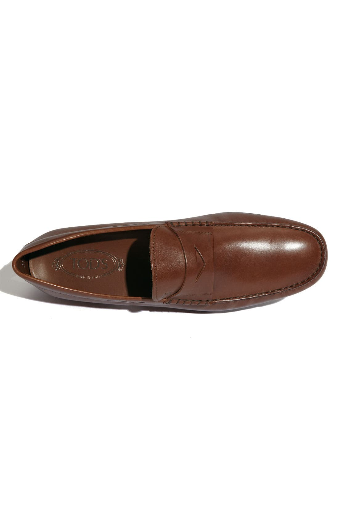 ,                             'Brooklyn' Penny Loafer,                             Alternate thumbnail 2, color,                             200