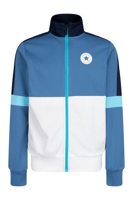 Image of Converse Colorblock Tricot Jacket