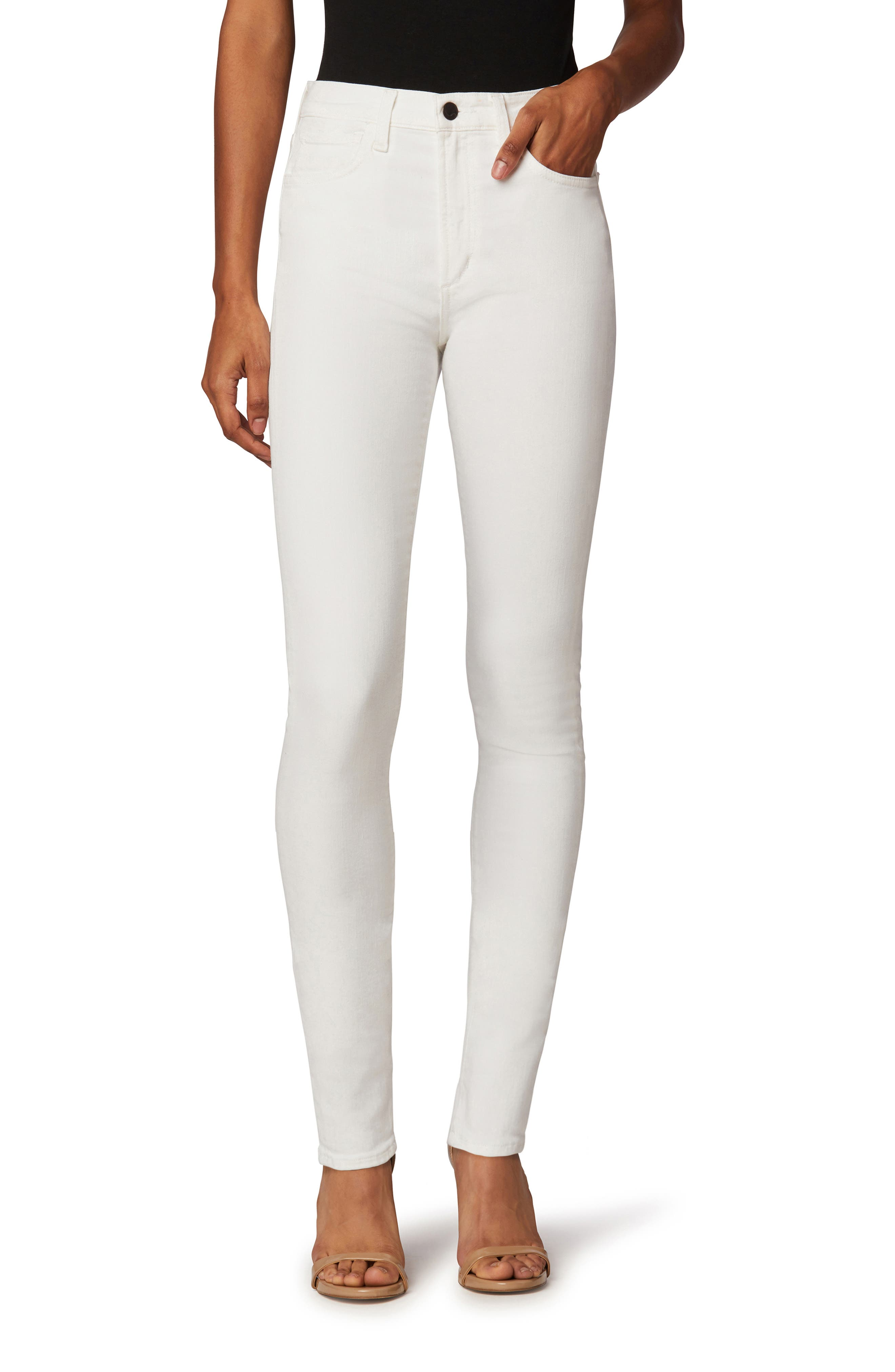 The High Rise Twiggy Skinny Jeans