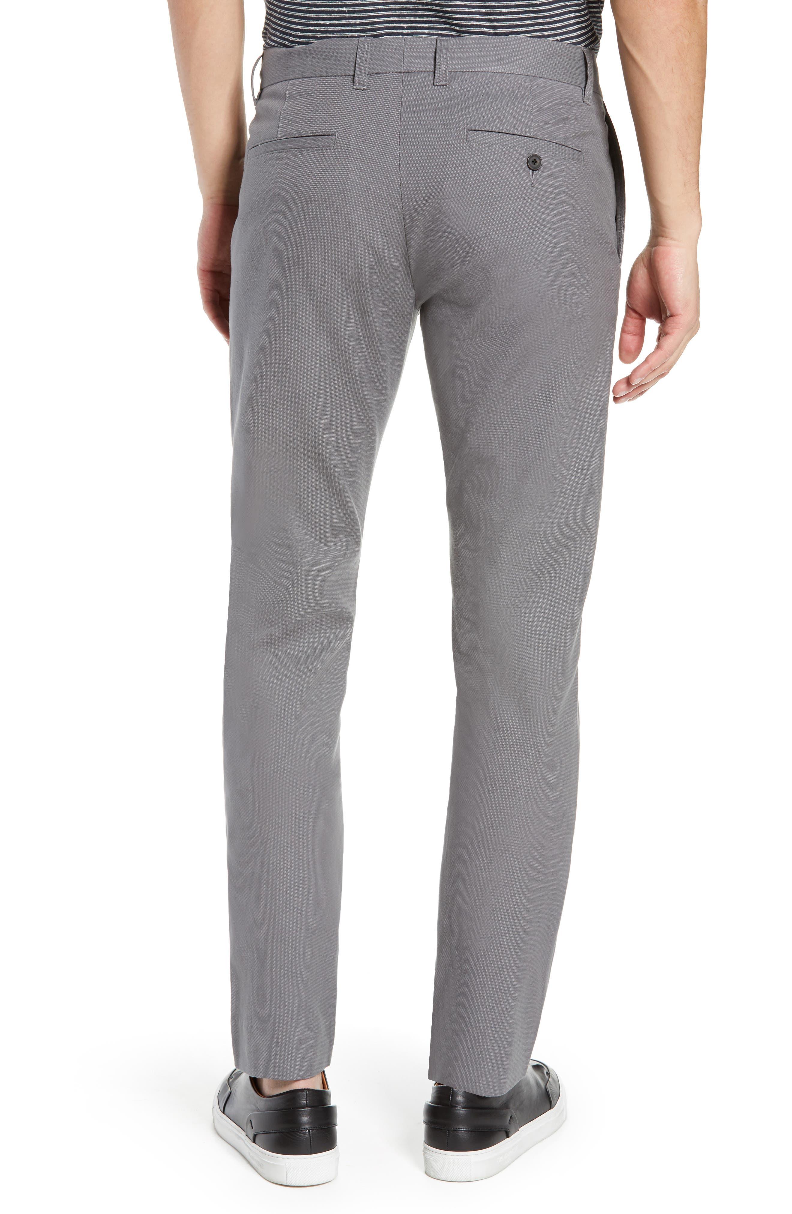 ,                             Griffith Slim Cut Pants,                             Alternate thumbnail 2, color,                             SLATE