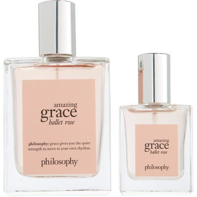 Philosophy Amazing Grace Ballet Rose Eau De Toilette Set ($69 Value)