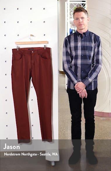 Seaton Regular Fit Straight Leg Pants, sales video thumbnail