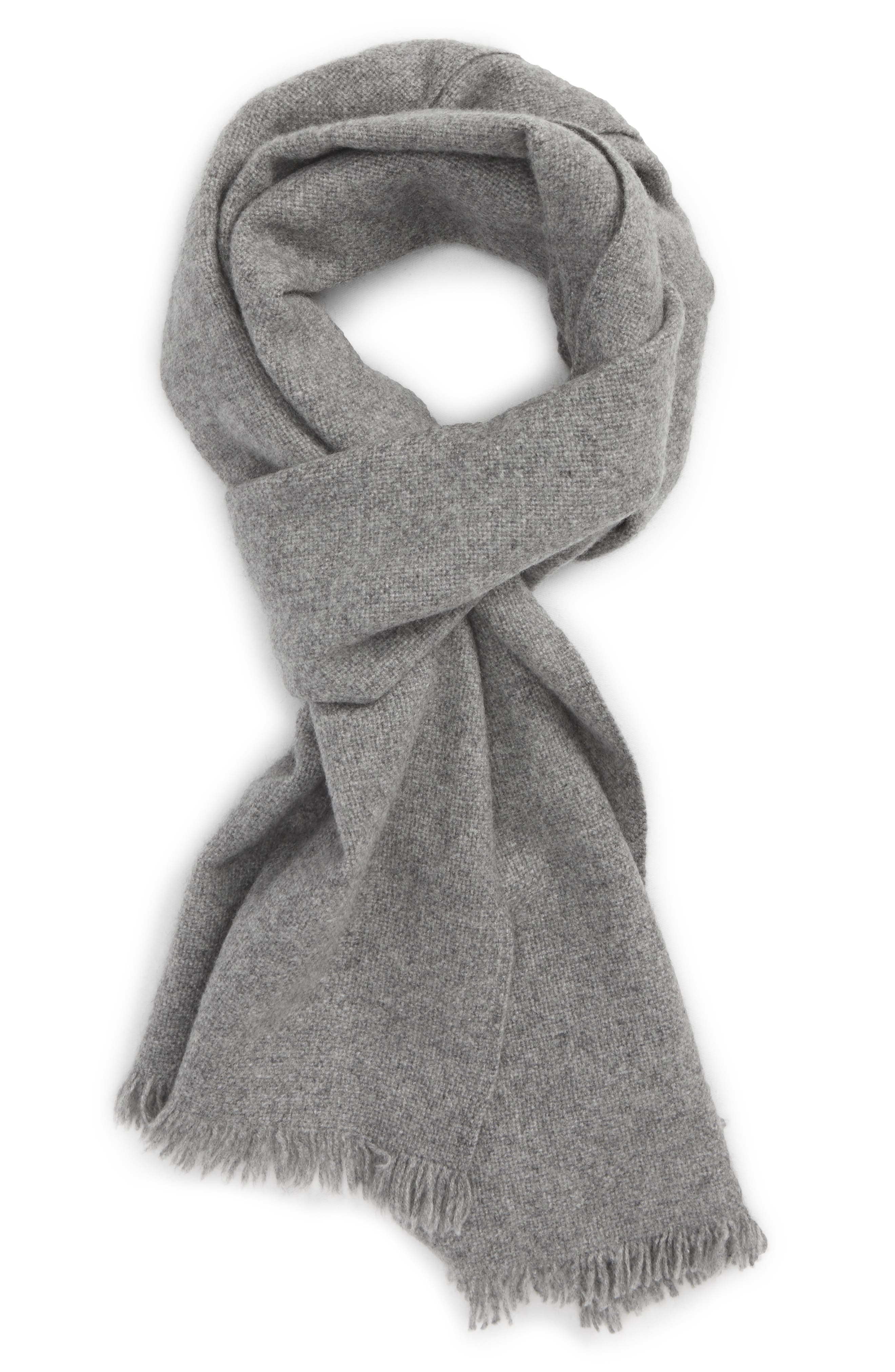 ,                             Solid Cashmere Scarf,                             Main thumbnail 13, color,                             050