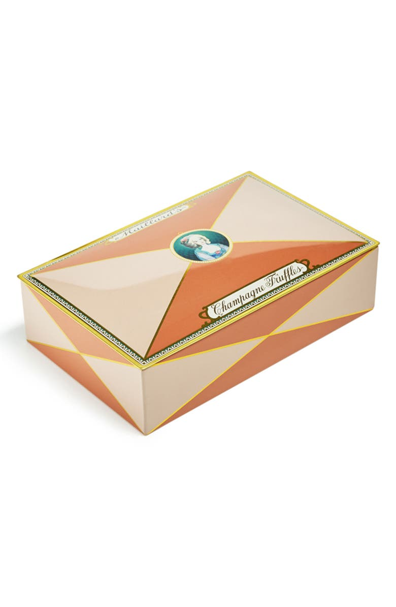 LOUIS SHERRY 12-Piece Champagne Truffles, Main, color, PINK ORANGE CAMEO