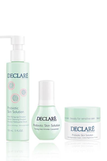 Image of DECLARE Probiotic Skin Solution 3-Piece Skincare Set