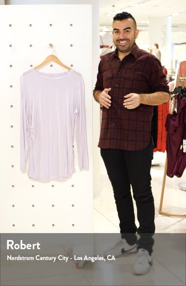 Side Shirred Top, sales video thumbnail