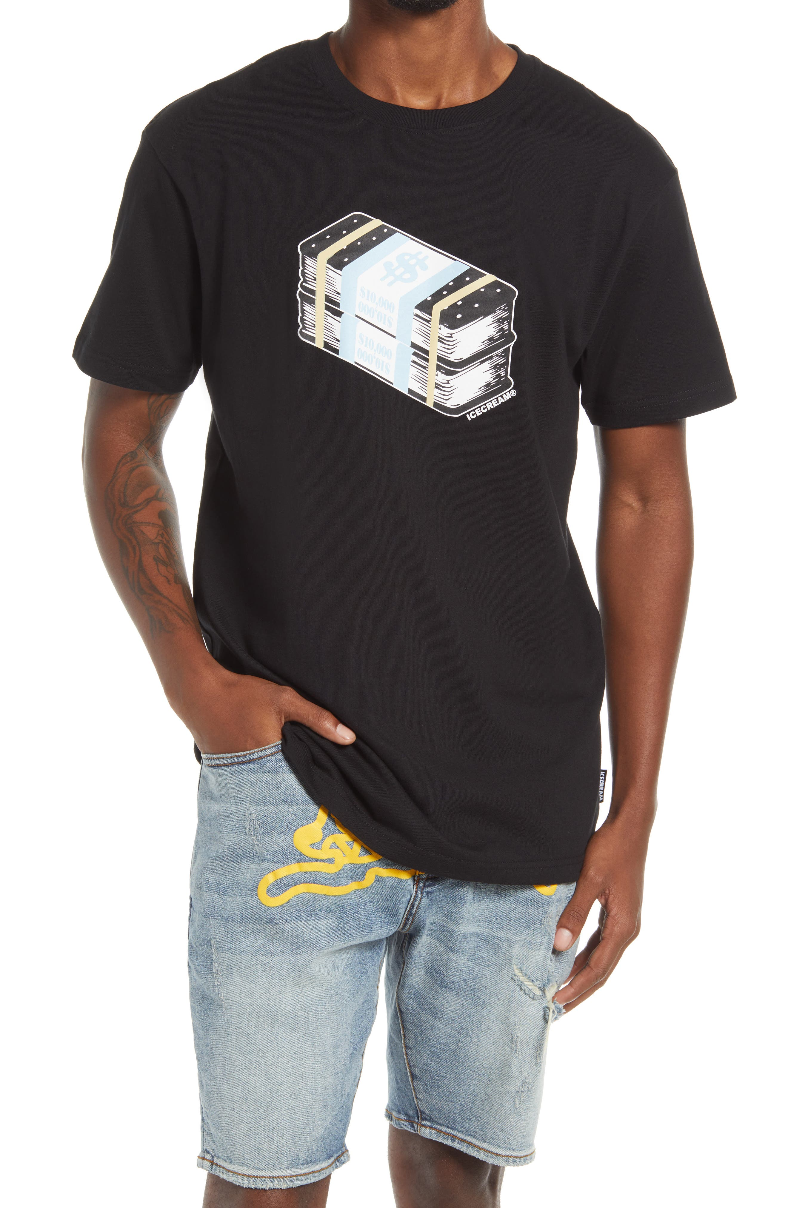 Bands Graphic Tee