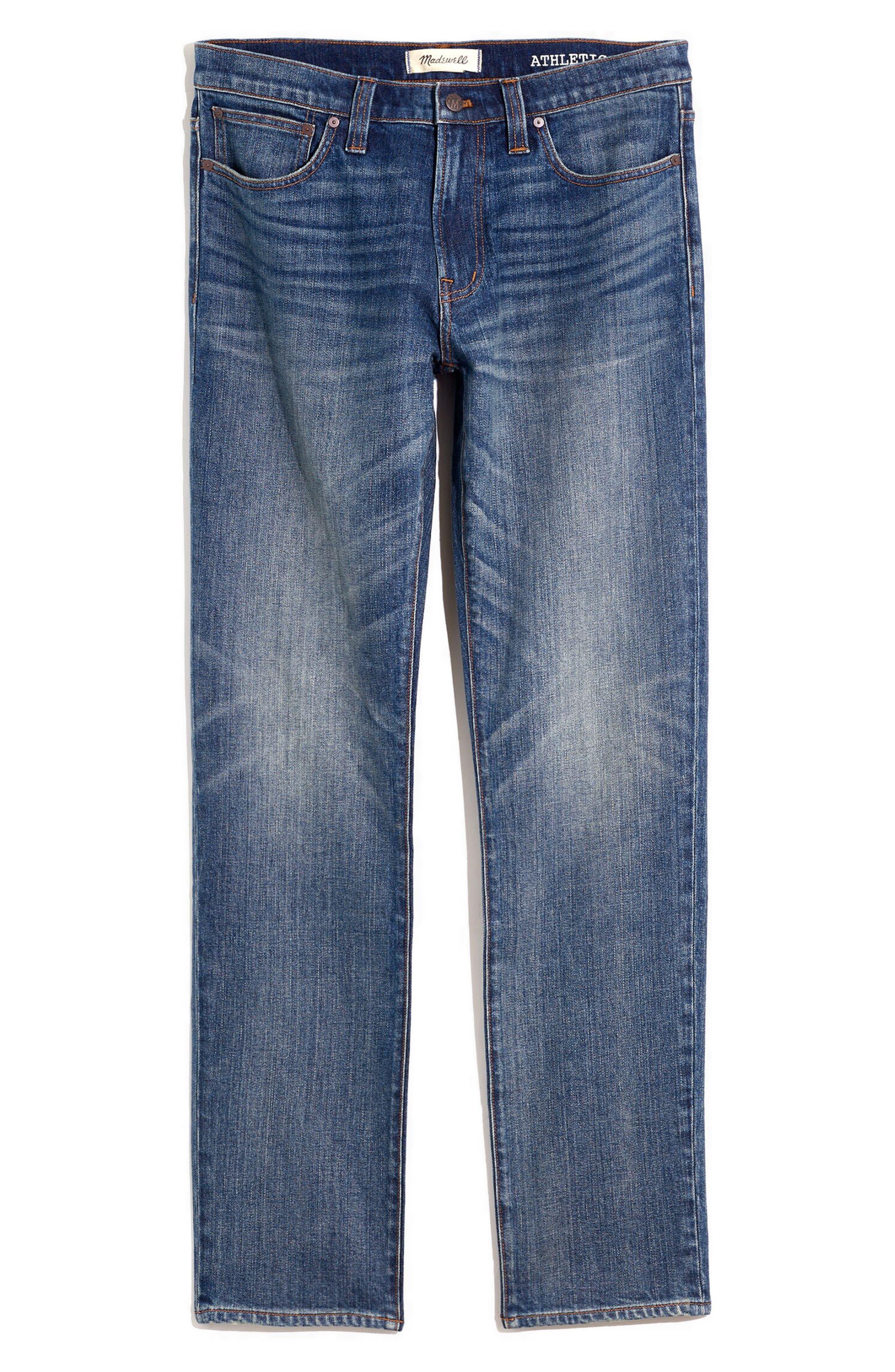 Athletic Slim Authentic Flex Jeans