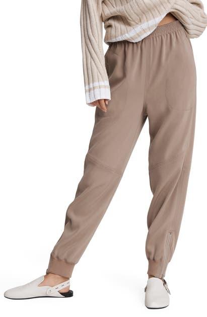 Rag & Bone Track pants ZIP CUFF JOGGERS