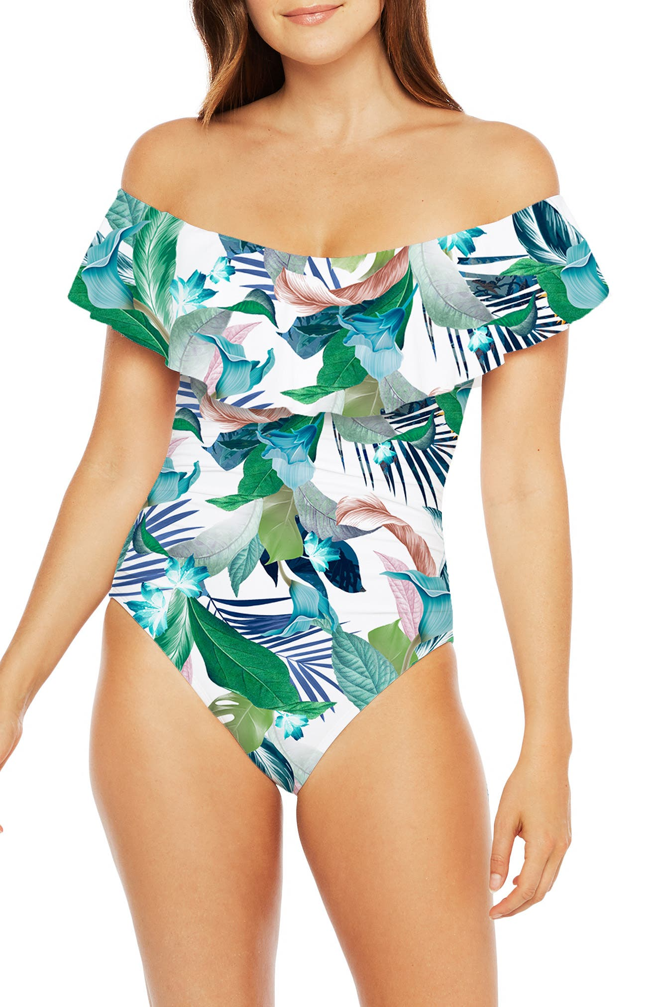 La Blanca In the Moment One-Piece Swimsuit