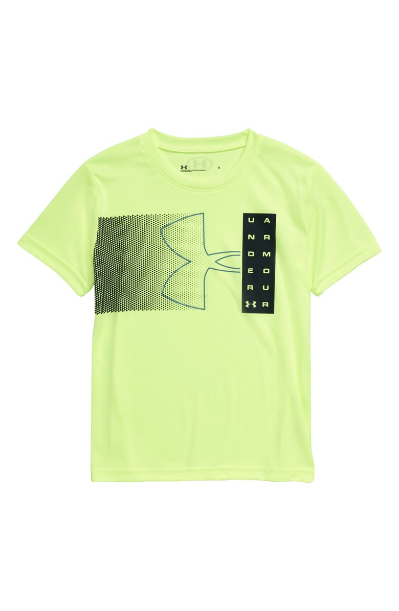 UNDER ARMOUR Fade Graphic Tee, Main, color, 730
