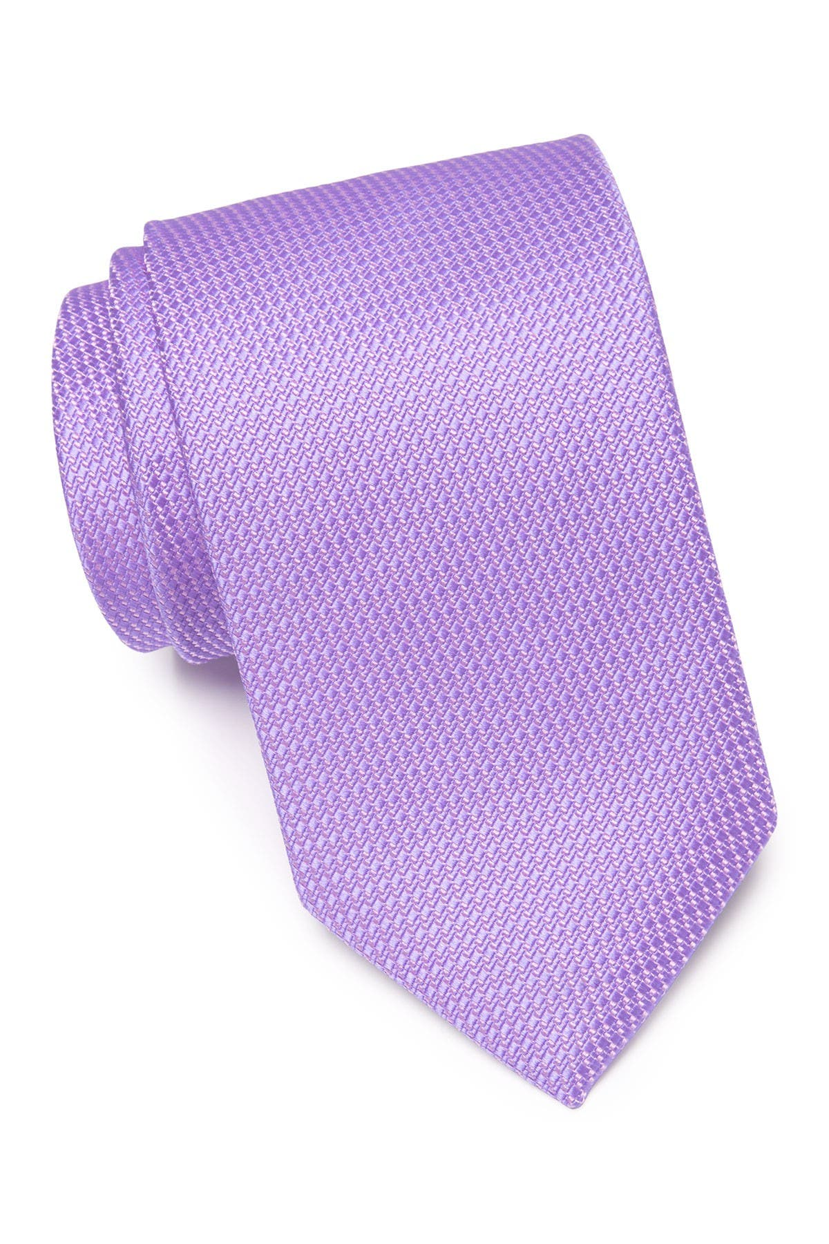 Image of Eton Neat Pattern Silk Tie