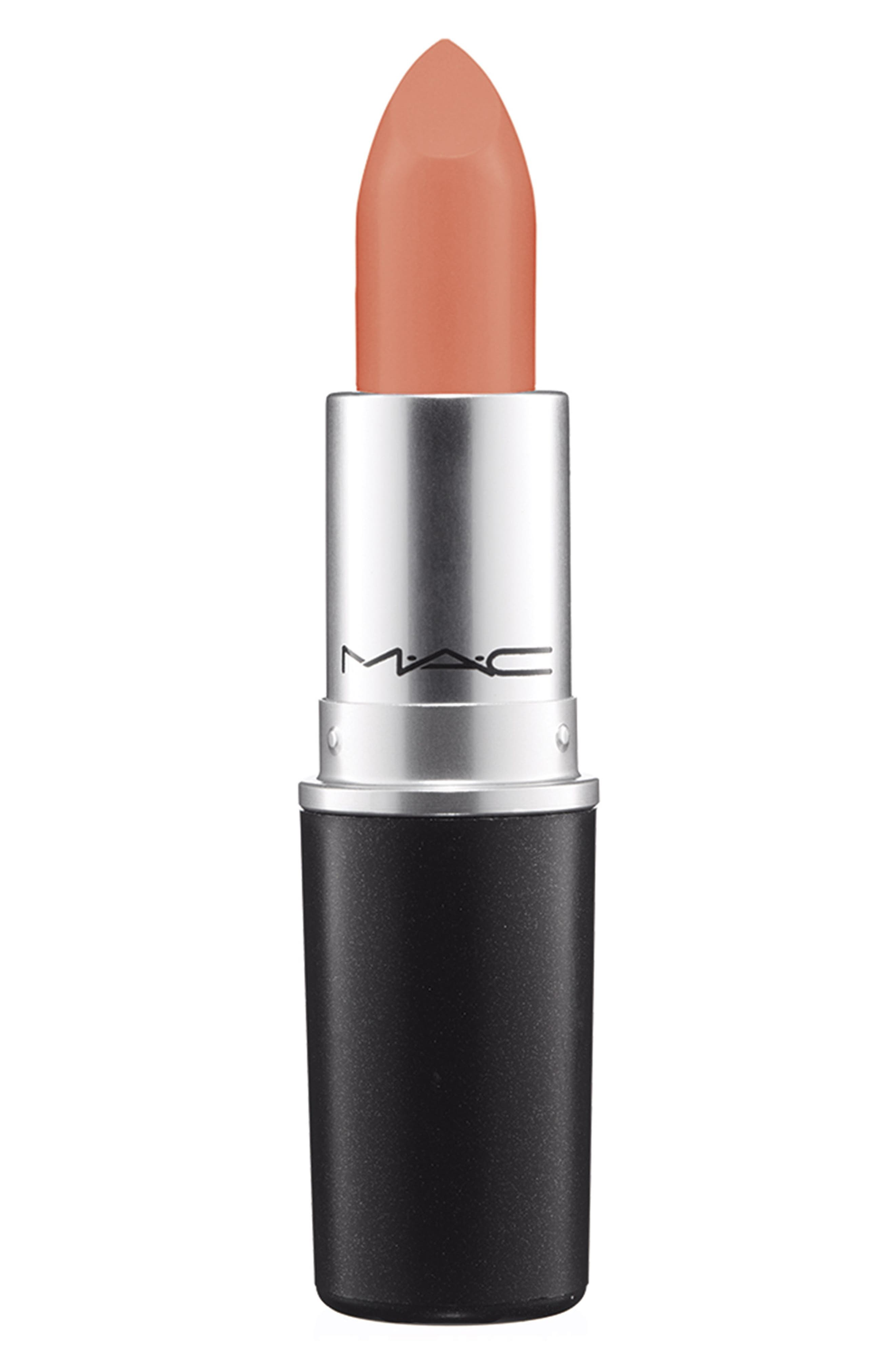,                             MAC Strip Down Nude Lipstick,                             Main thumbnail 269, color,                             277