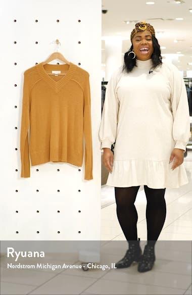 Seam Detail Sweater, sales video thumbnail