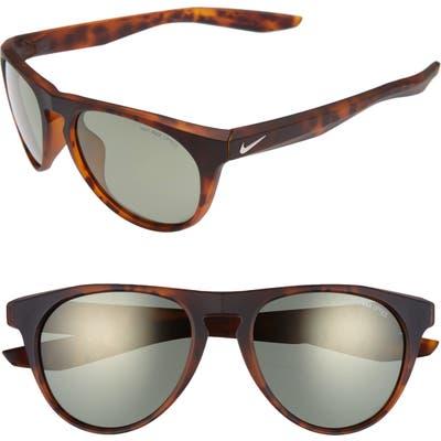 Nike Essential Jaunt R 5m Sunglasses - Matte Tortoise