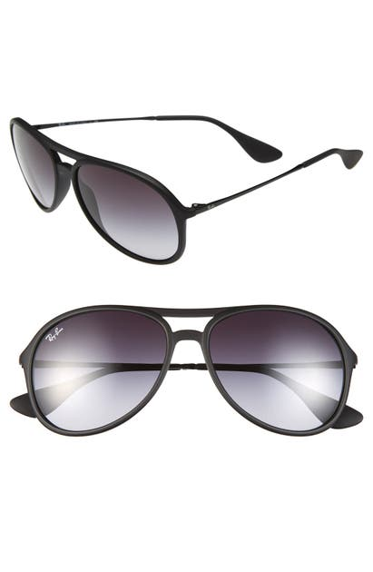 Ray Ban 'YOUNGSTER' 55MM SUNGLASSES