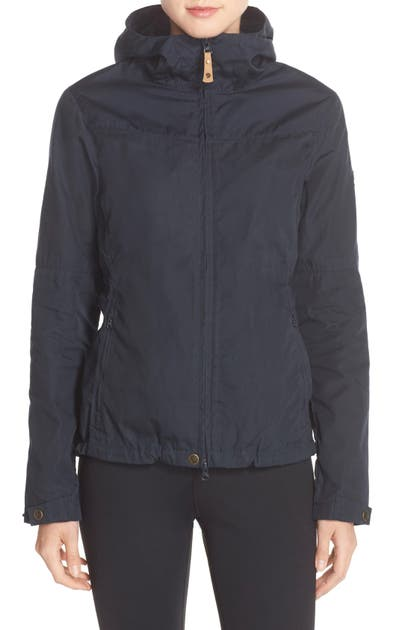 Fjall Raven 'STINA' HOODED WATER RESISTANT JACKET