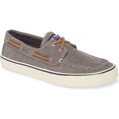 Sperry Bahama Ii Boat Shoe- Grey