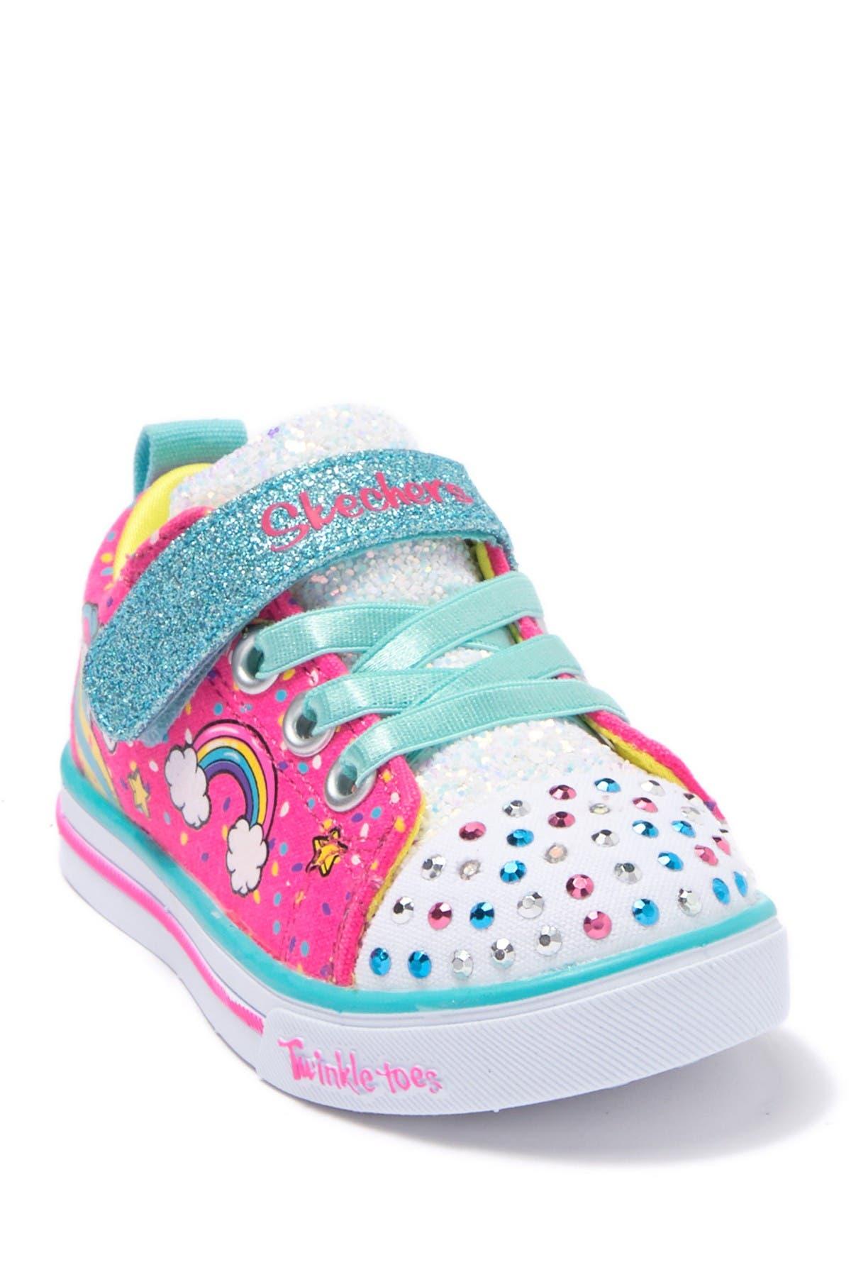 Twinkle Toes Unicorn Light-Up Sneaker