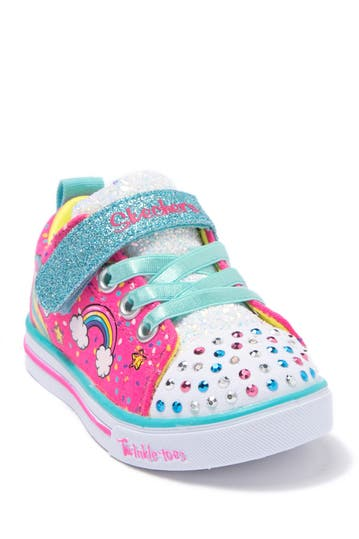 parásito estante norte  Skechers | Twinkle Toes Unicorn Light-Up Sneaker | HauteLook