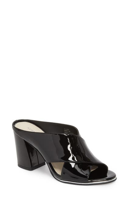 Image of Kenneth Cole New York 7 Lyra Patent Leather Sandal