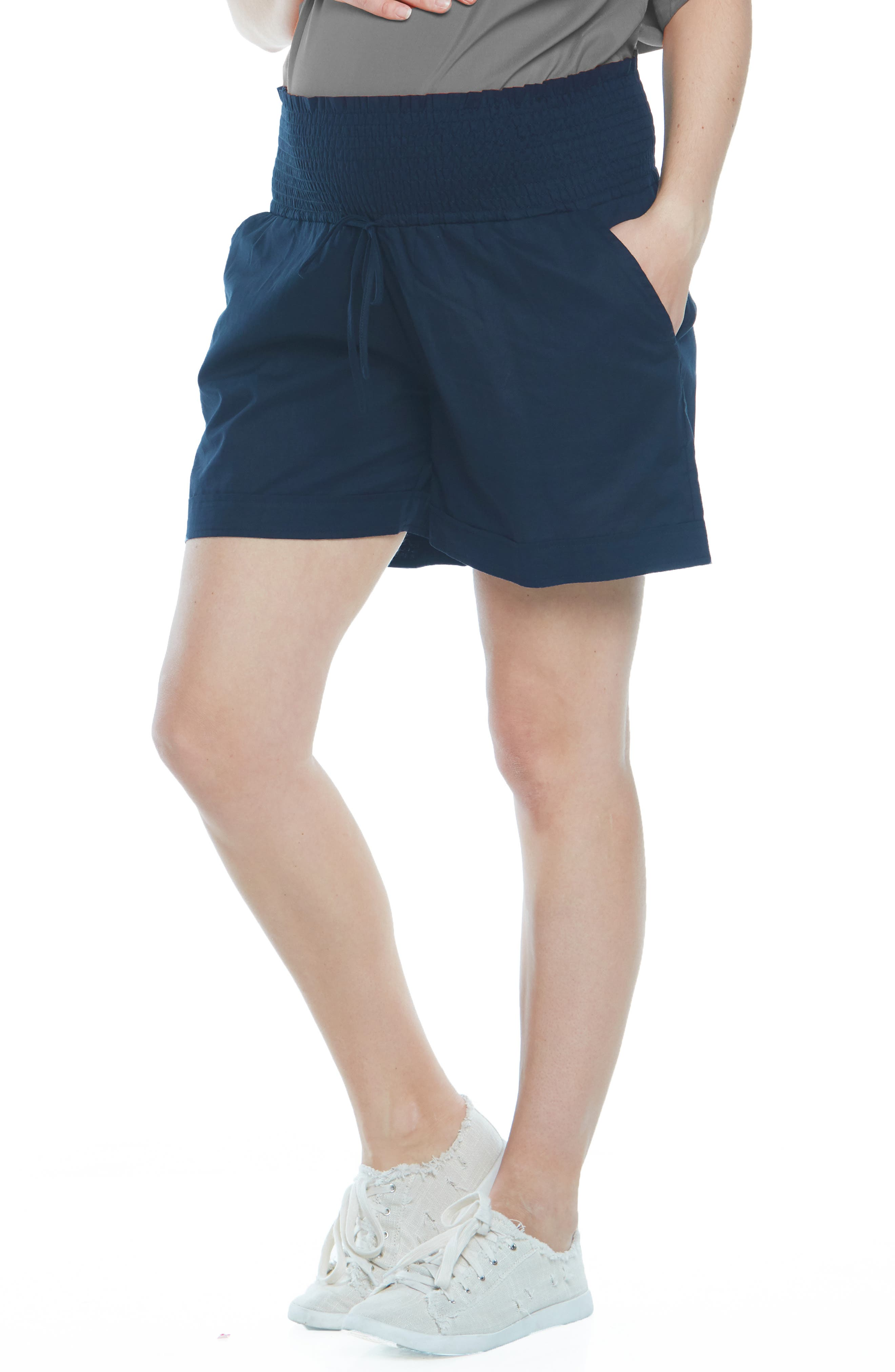 Women's Angel Maternity Relax Fit Maternity Shorts