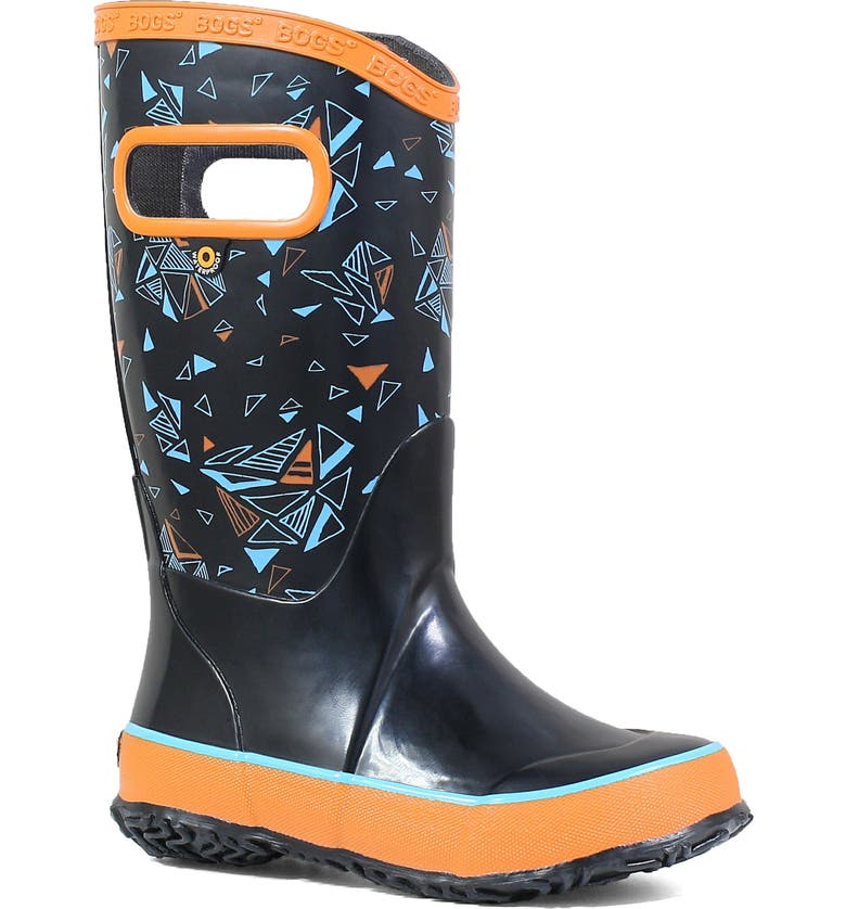 BOGS Triego Waterproof Rain Boot, Main, color, 009