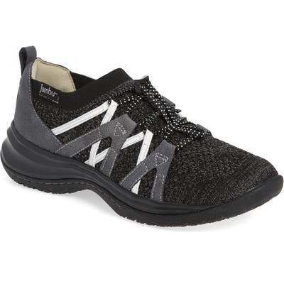 Jambu Jardin Sneaker, Black