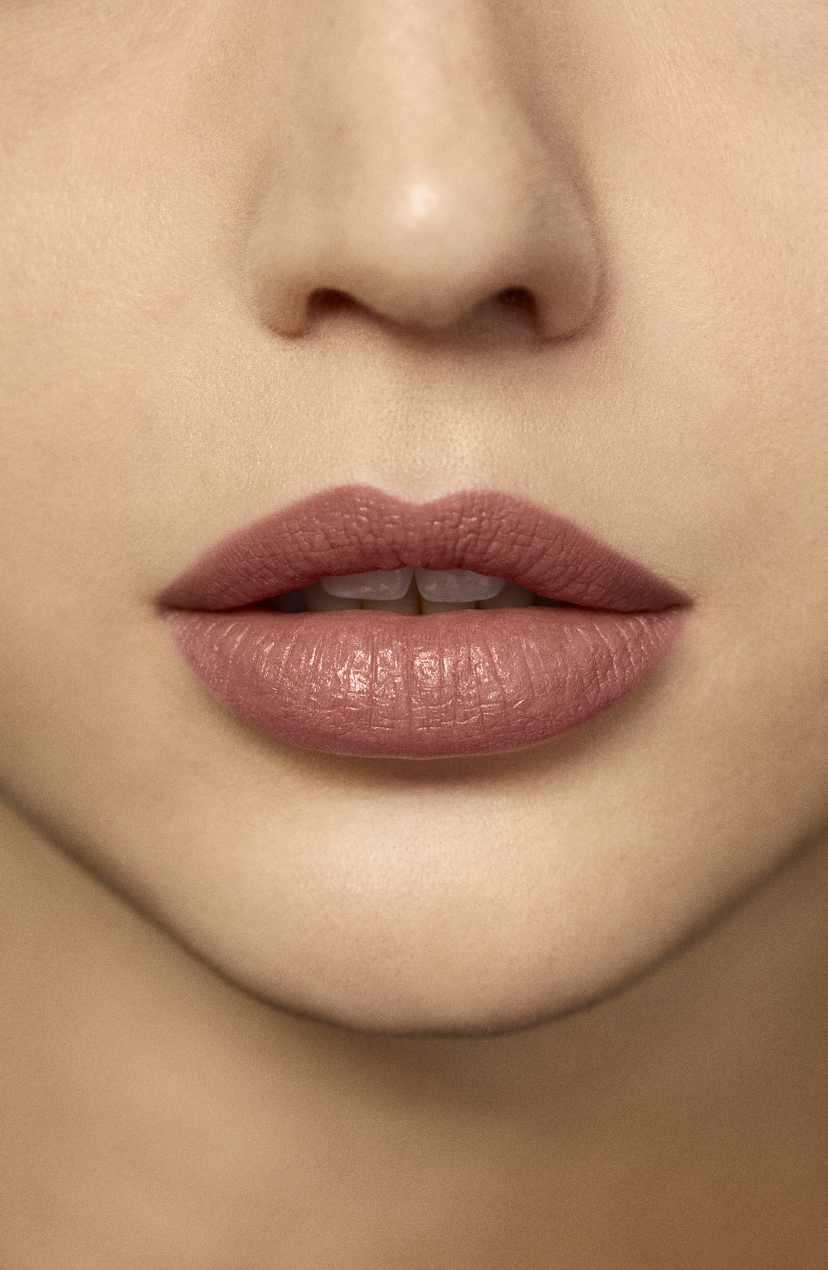 ,                             Rouge Essentiel Silky Crème Lipstick,                             Alternate thumbnail 2, color,                             BEIGE INTIME