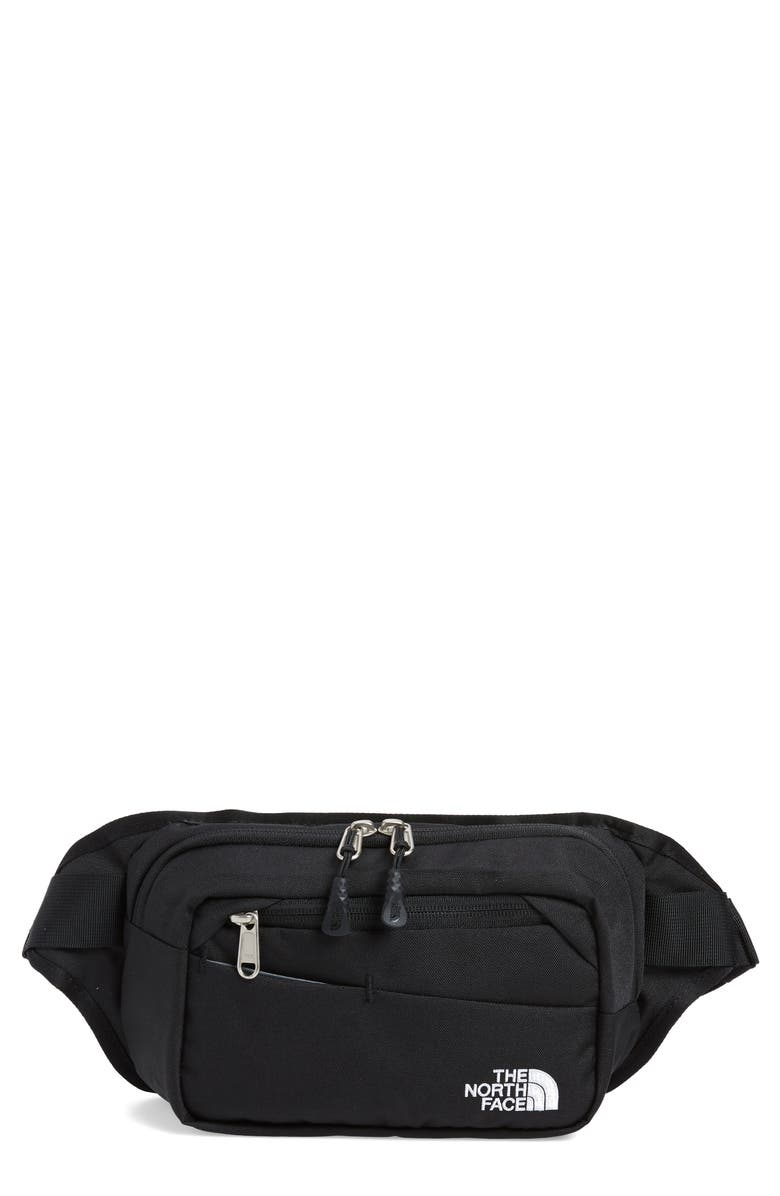 THE NORTH FACE Belt Bag, Main, color, 001
