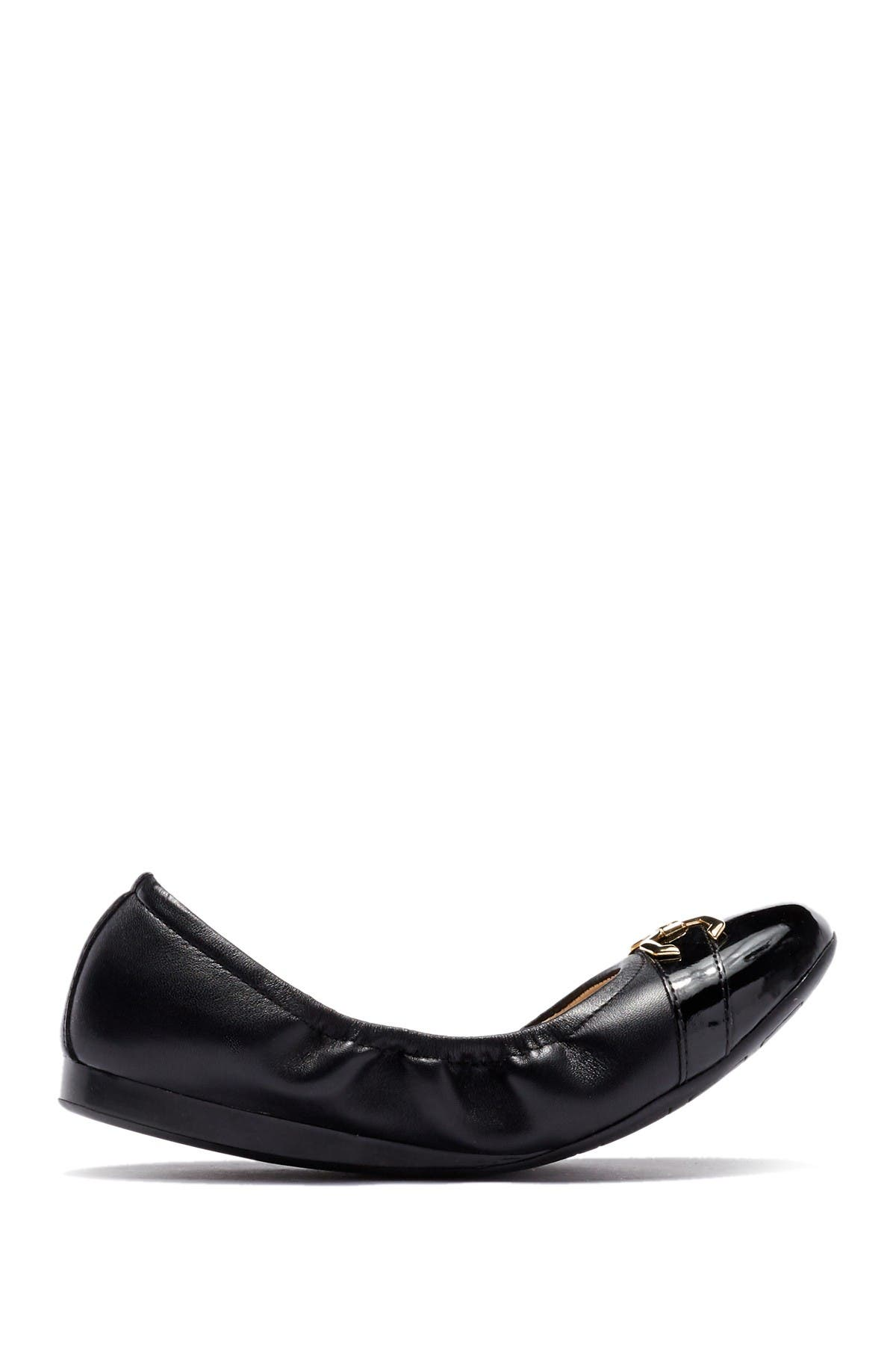 Cole Haan | Terrin Leather Ballet Flat