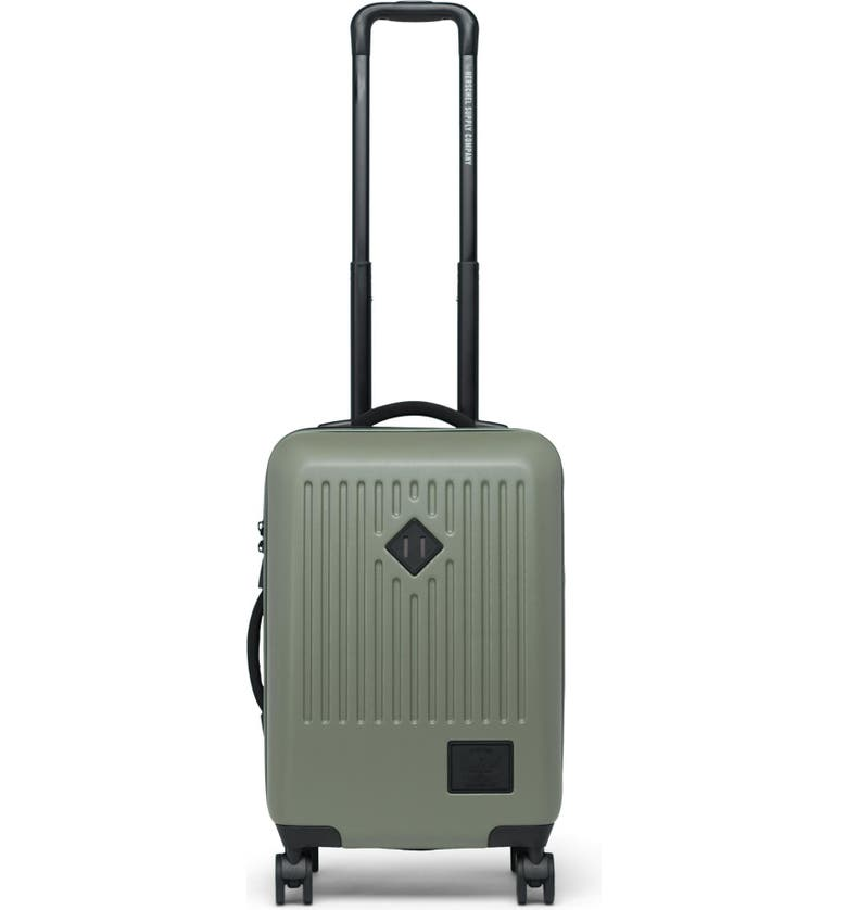 HERSCHEL SUPPLY CO. Small Trade 23-Inch Rolling Suitcase, Main, color, 300