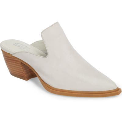 Sbicca Louisa Loafer Mule, White