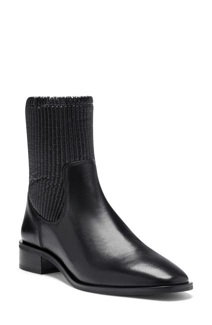 Image of Louise et Cie Silko Smocked Boot
