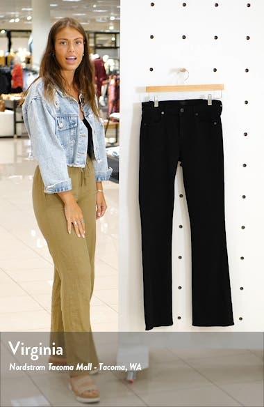 Emanuelle Slim Bootcut Jeans, sales video thumbnail