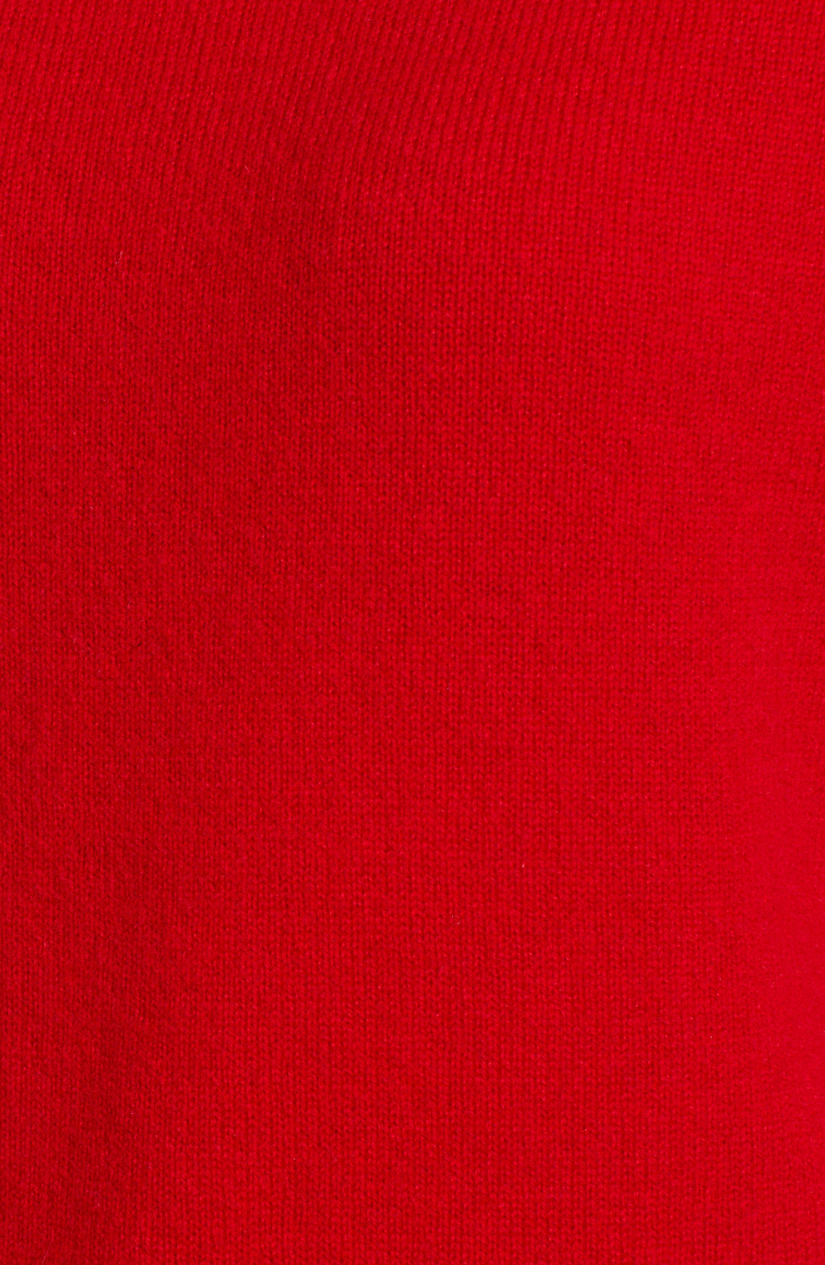 ,                             Cashmere Turtleneck Sweater,                             Alternate thumbnail 35, color,                             610
