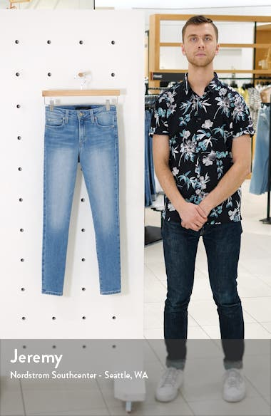The Icon Ankle Skinny Jeans, sales video thumbnail