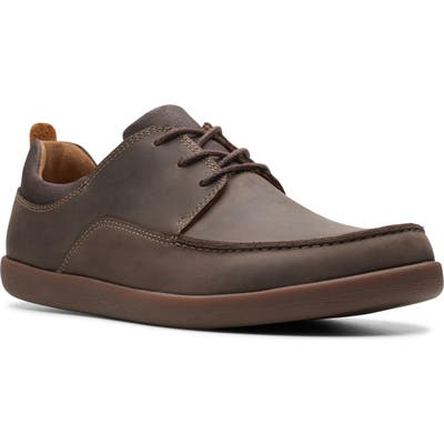 Clarks Un Lisbon Lace Up Sneaker, Brown