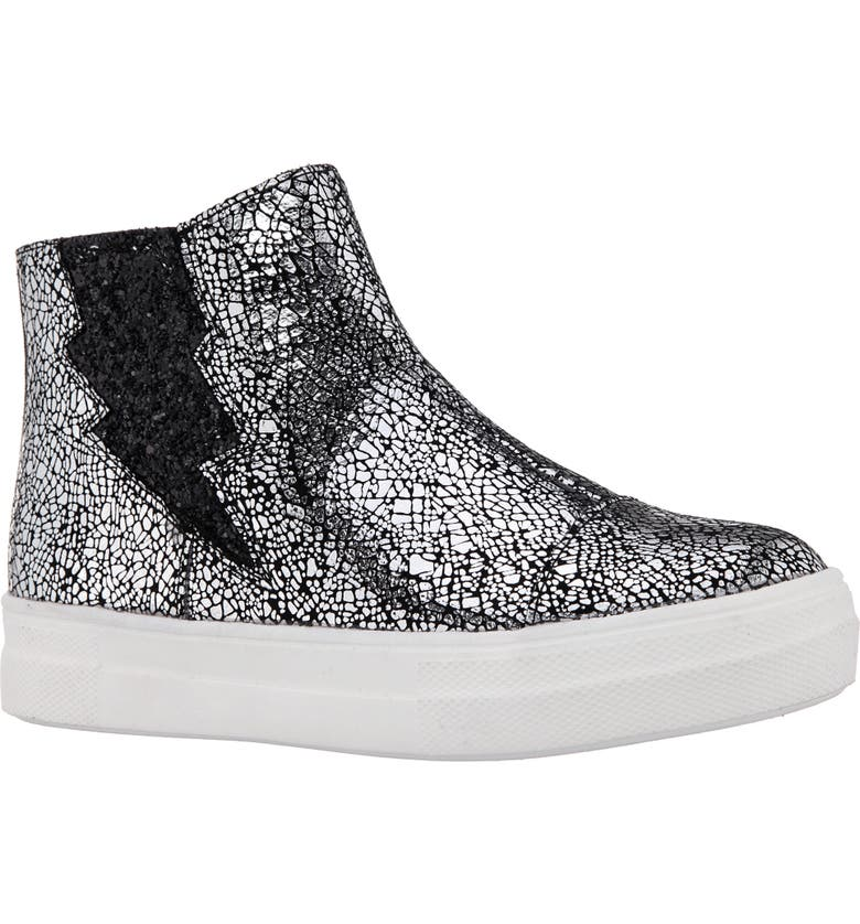 NINA Glorious Metallic Sneaker, Main, color, 045