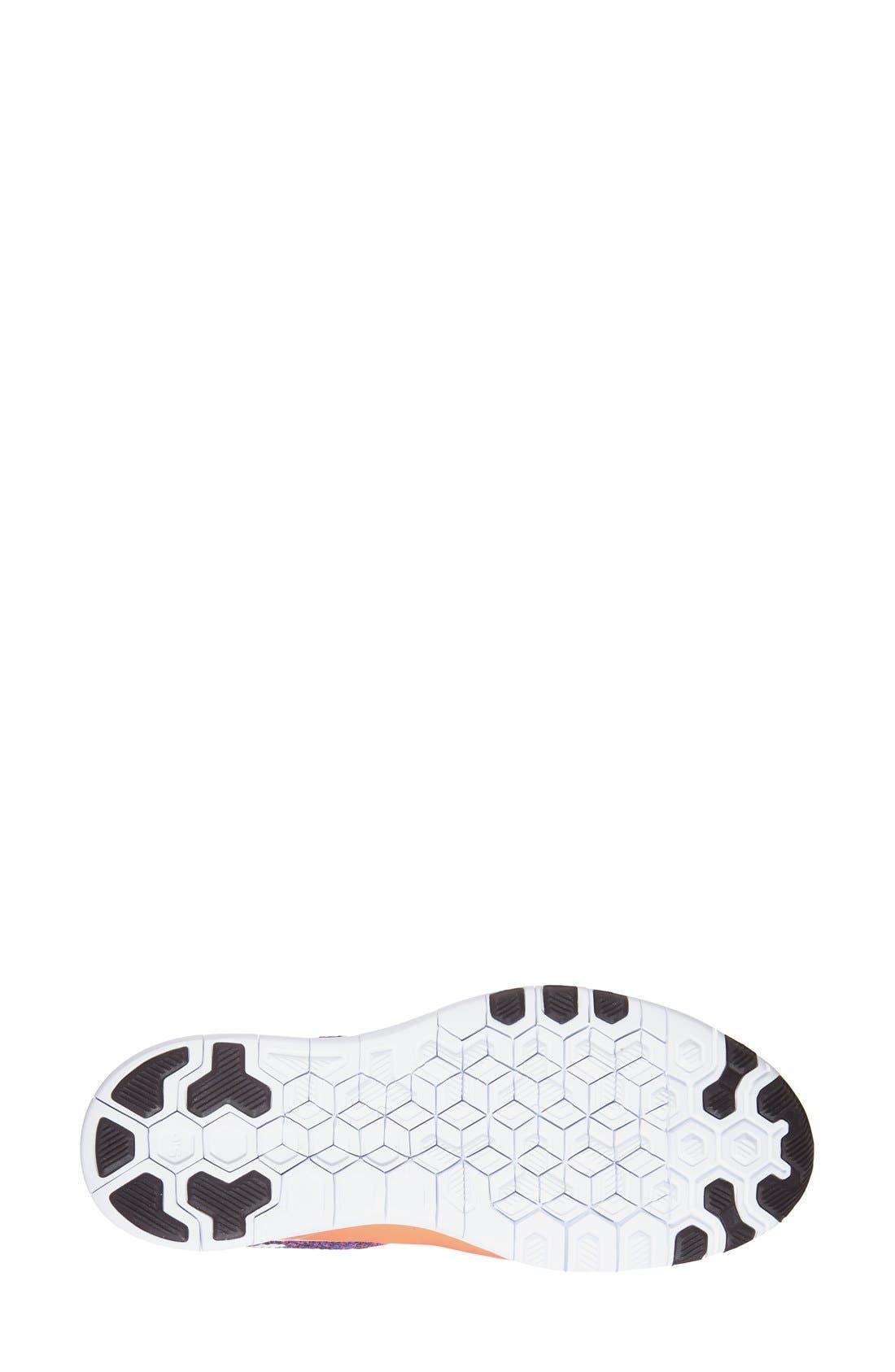 ,                             'Free Flyknit 5.0 TR' Training Shoe,                             Alternate thumbnail 7, color,                             002