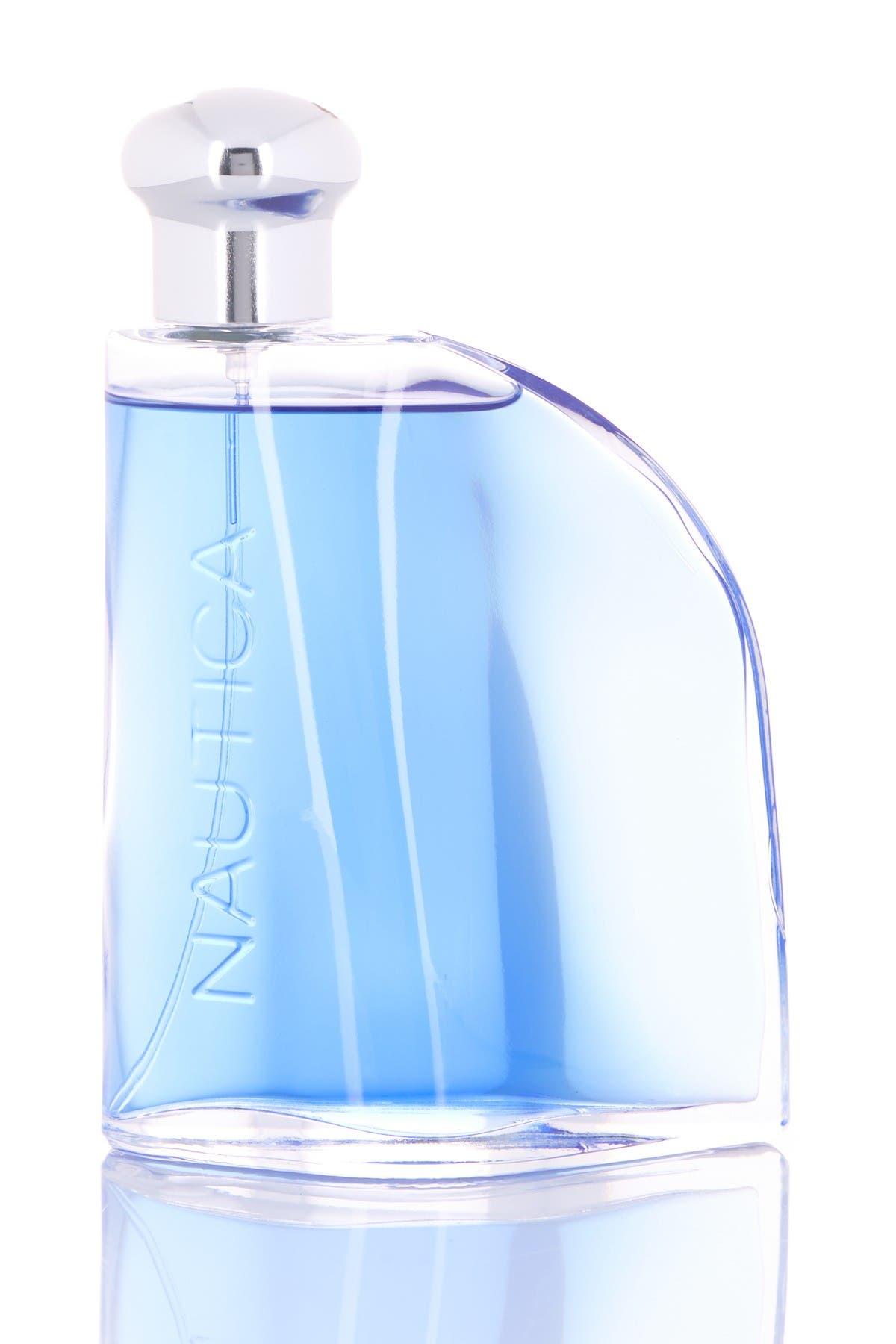 Image of Nautica Men's Blue Eau de Toilette Spray - 3.4 fl. oz.