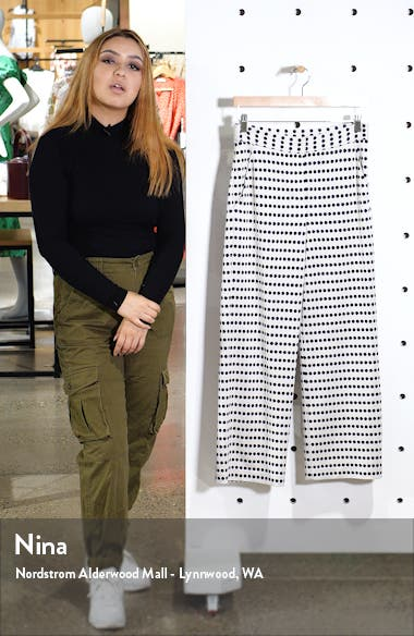 Bora Wide Leg Crop Pants, sales video thumbnail