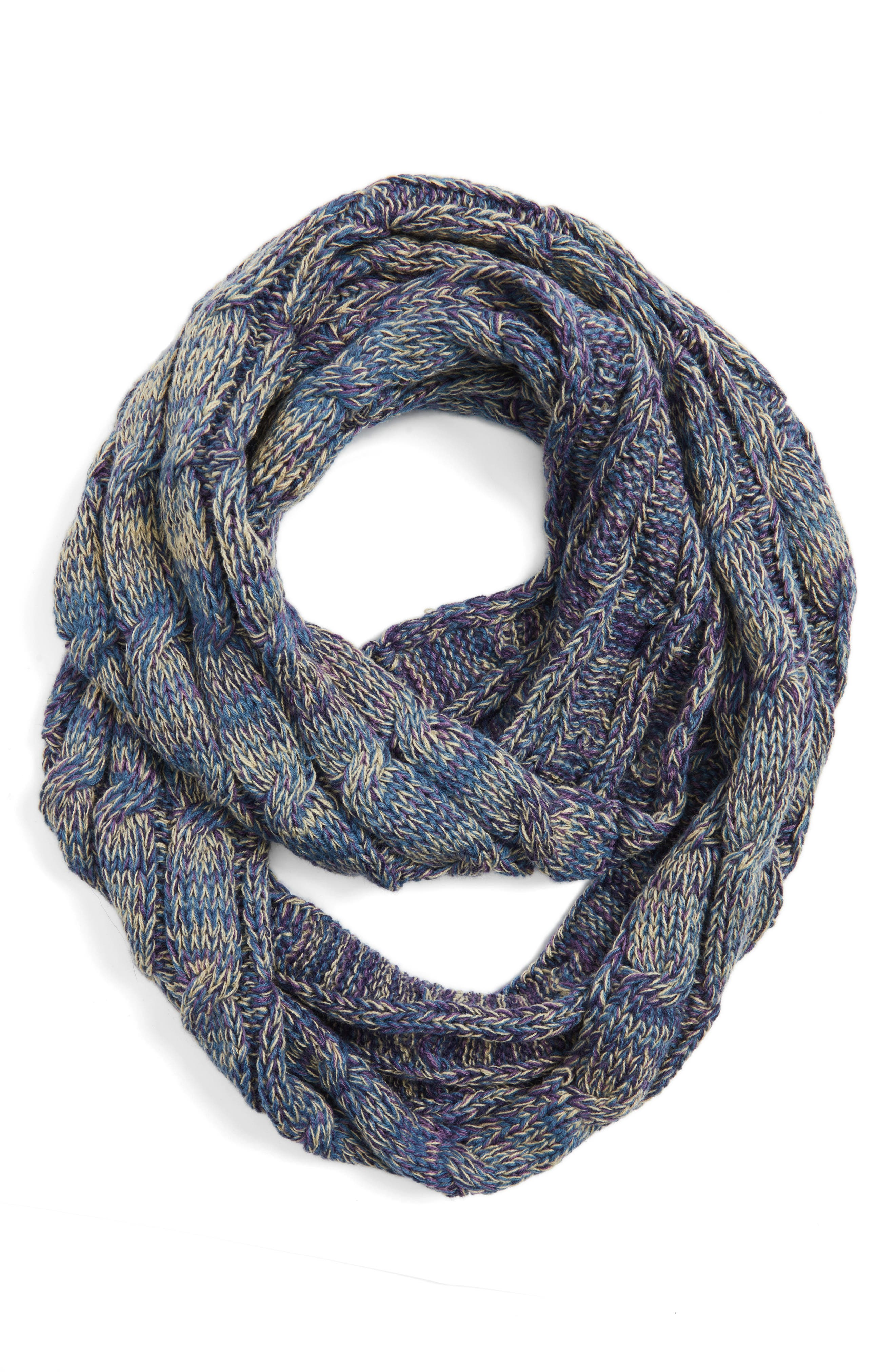 ,                             CC Knit Infinity Scarf,                             Alternate thumbnail 9, color,                             500