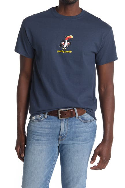 Image of PARTY PANTS Two Cans Toucan T-Shirt